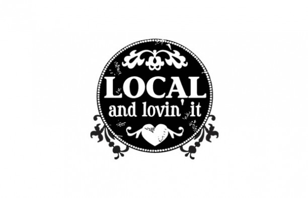 Local and Lovin' It Logo